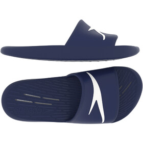 speedo Slipper Damen navy